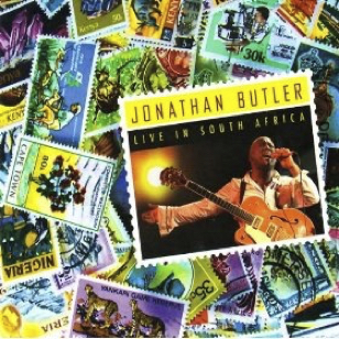 Jonathan Butler - Live in South Africa