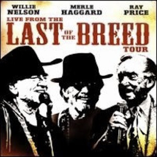 Nelson, Haggard, & Price-Last of The Bread Tour